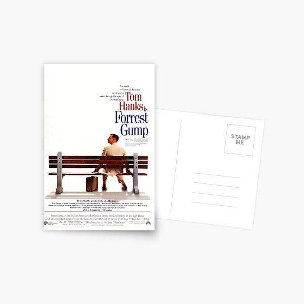 Forrest gump poster Postcard