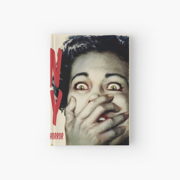 The Return of Monday - Who will Survive the Horror Hardcover Journal