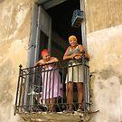 Santiago de Cuba ladies #1 by fionapine