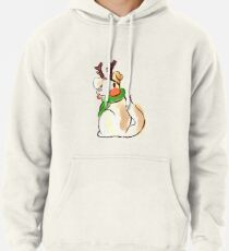 Christmas puppy T-Shirt Pullover Hoodie