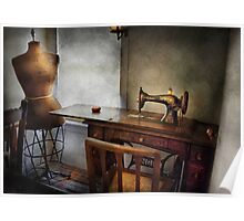 Sewing - A tailors life  Poster