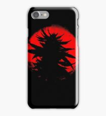 The Bud Rises From the East iPhone Case/Skin