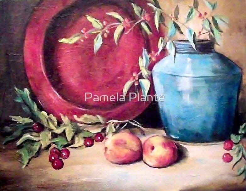 Still Life 25 by Pamela Plante