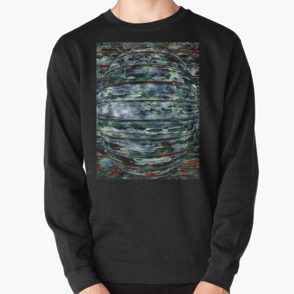 Enigma Egg  Pullover Sweatshirt