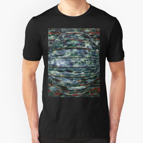 Enigma Egg  Slim Fit T-Shirt