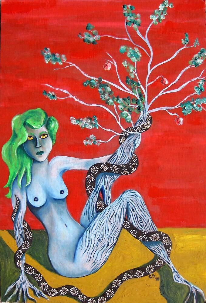 I Heard it was the Tree's Fault by Carol Stocki