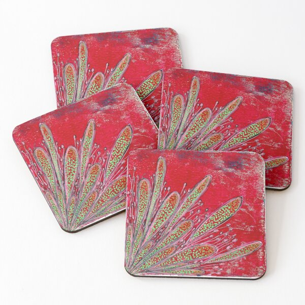 Just Because Claire Likes It! Coasters (Set of 4)