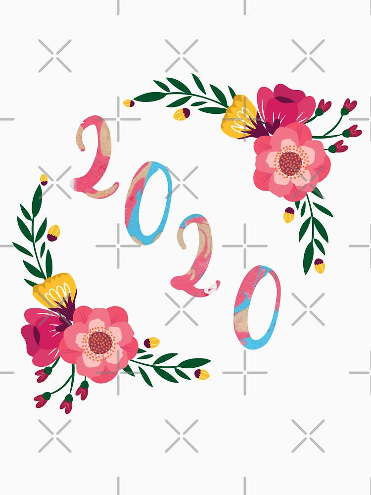 Happy New Year 2020 by tribbledesign