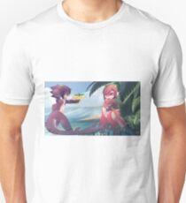 RU and Mako beach fun Unisex T-Shirt