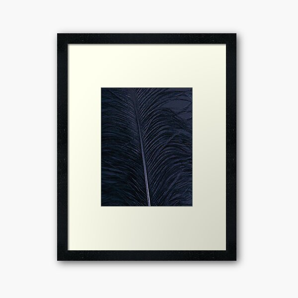 Black Is Beautiful Framed Art Print