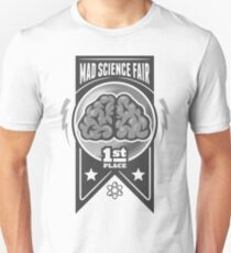 First Place at the Mad Science Fair T-Shirt