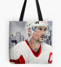 Steve Yzerman Tote Bag