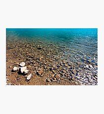 lake water Photographic Print