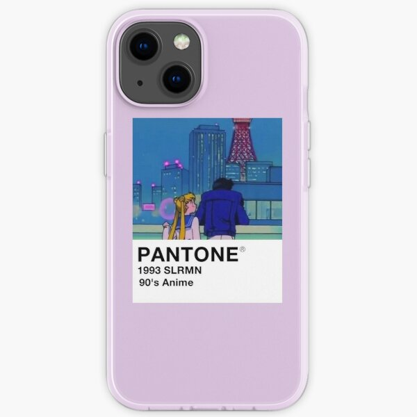 90er Pantone iPhone Flexible Hülle