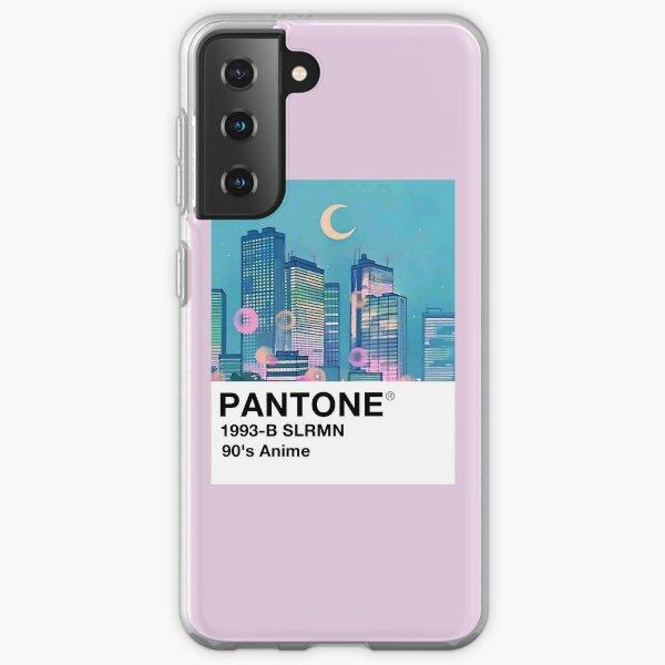 90's Pantone B Samsung Galaxy Soft Case