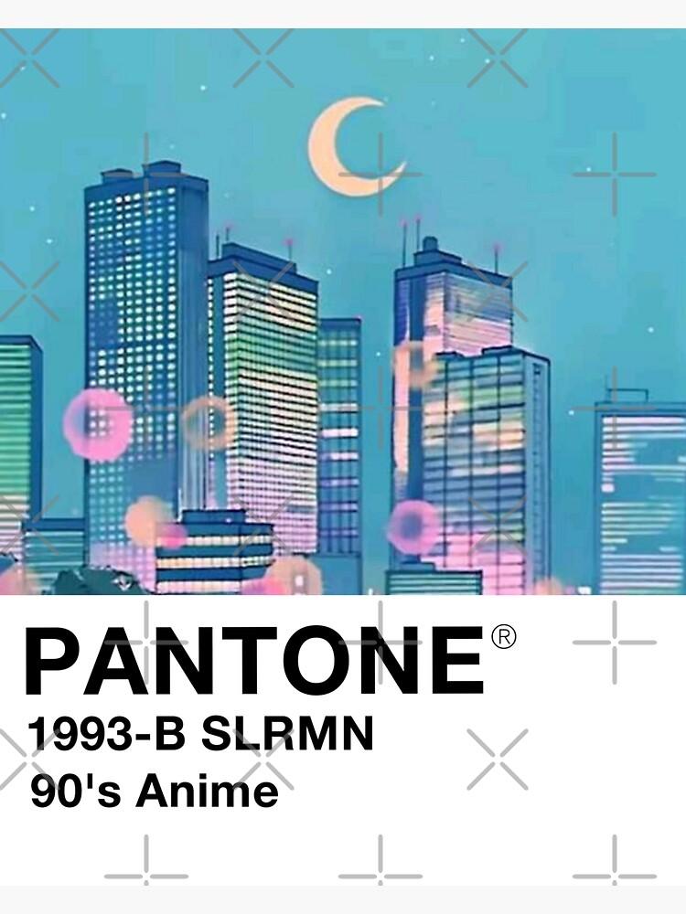 Pantone B de los 90 de Ivonnii