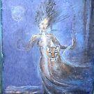 """BLUE MOON"" by Barbara Lemley"