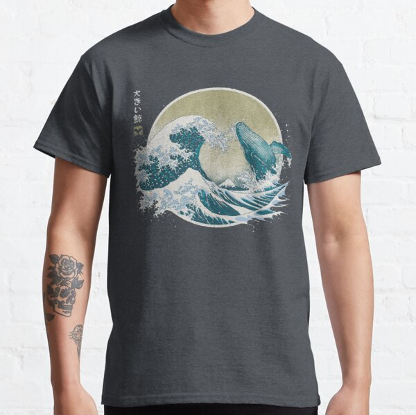 The Great Whale Classic T-Shirt