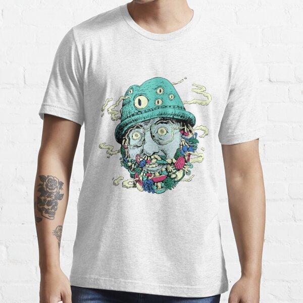 Fan art psychédélique de Paul Stamets T-shirt essentiel