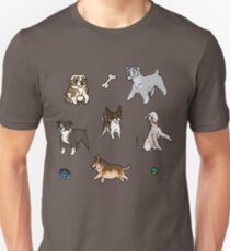The Best Dog is a Rescue Dog! Unisex T-Shirt