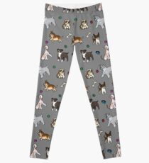The Best Dog is a Rescue Dog! Leggings