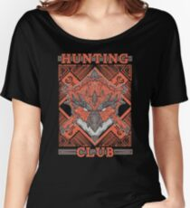 Hunting Club: Rathalos Women's Relaxed Fit T-Shirt