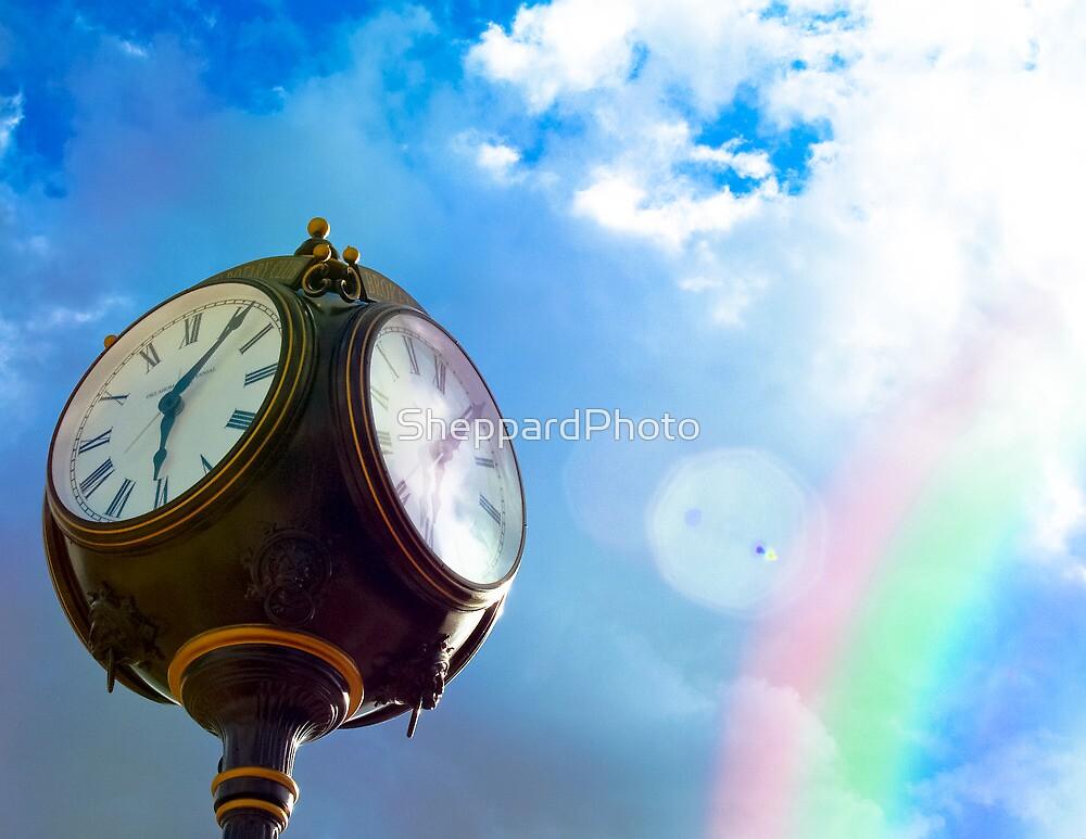 Time Is Beautiful by SheppardPhoto