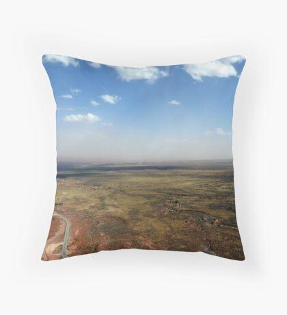 Mokee Dugway Throw Pillow