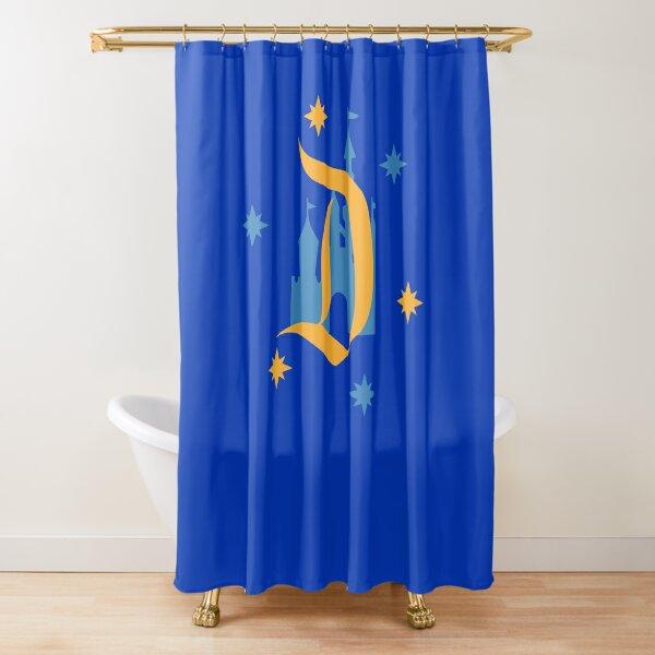 Destination: Magic Shower Curtain