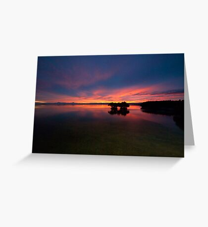Stolen Moments 2.0 Greeting Card