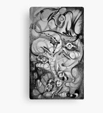 Collaboration. Canvas Print