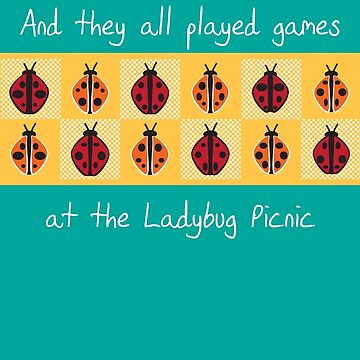 Ladybug Picnic by AndreeDesign