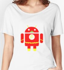 FlashDroid Women's Relaxed Fit T-Shirt