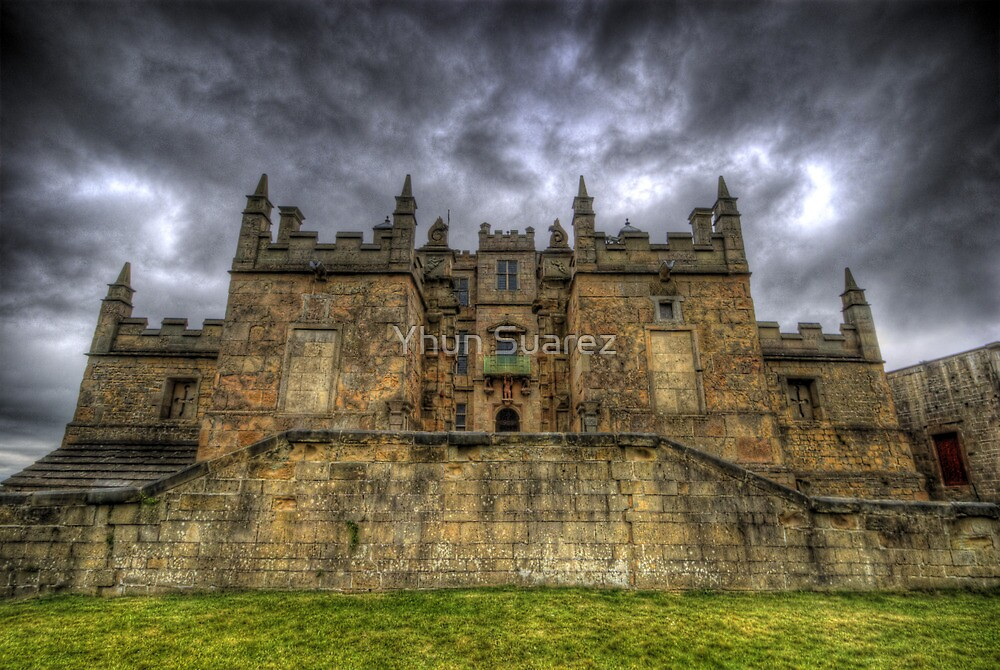 Bolsover Castle - Frontal Exposure by Yhun Suarez