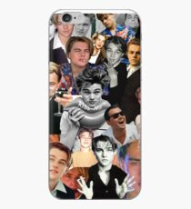 Leonardo Dicaprio Collage iPhone Case