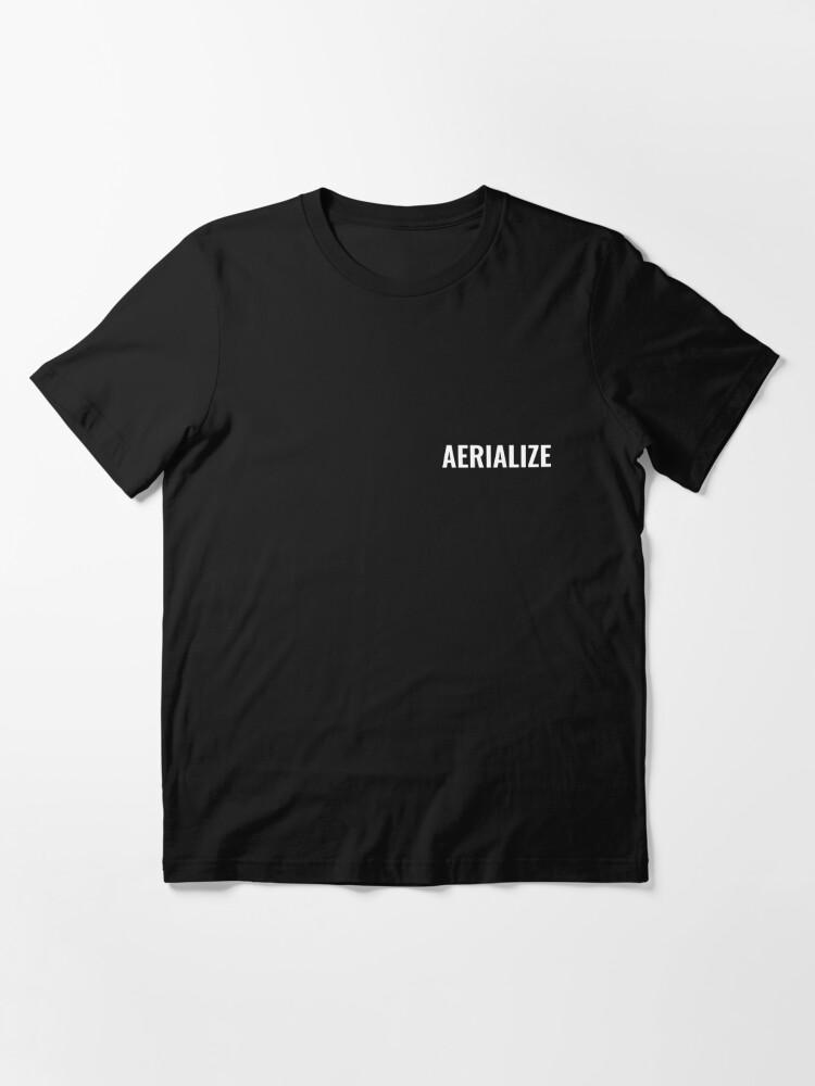 Alternate view of Aerialize Merchandise Essential T-Shirt
