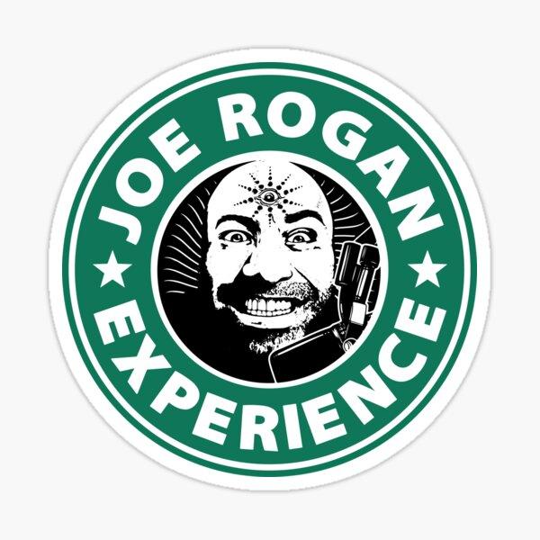 JOE ROGAN THE EXPERIENCE Sticker