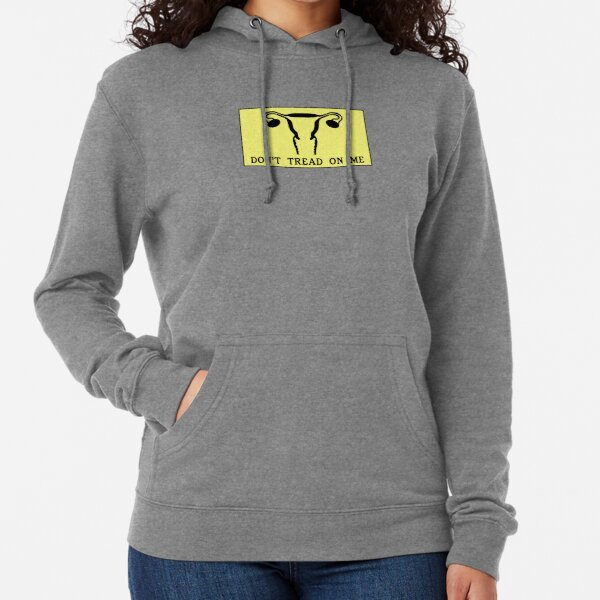 Don't Tread On Me Lightweight Hoodie