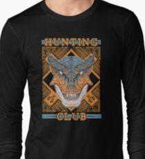 Hunting Club: Tigrex Long Sleeve T-Shirt