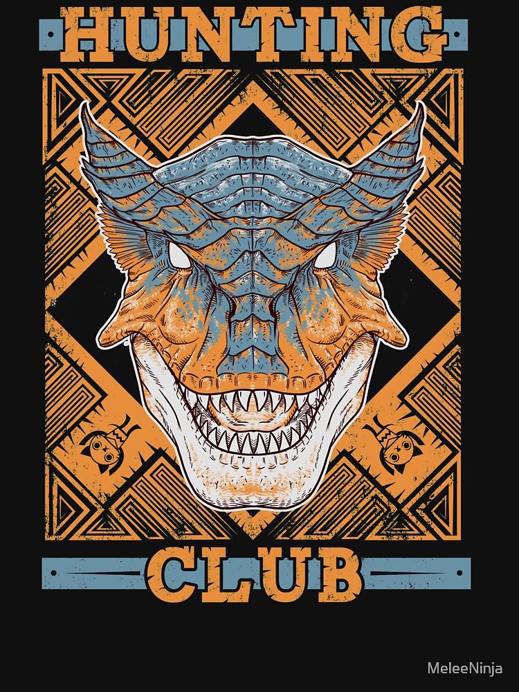 Hunting Club: Tigrex | Unisex T-Shirt
