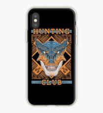 Hunting Club: Tigrex iPhone Case