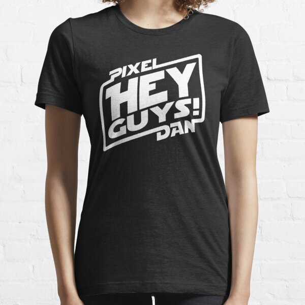 """Hey Guys!"" Logo Essential T-Shirt"