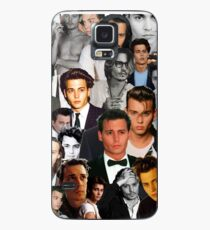 Johnny Depp Collage Case/Skin for Samsung Galaxy