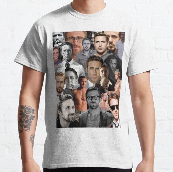 Ryan Gosling Collage Classic T-Shirt