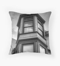 The Turret Throw Pillow