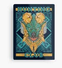 Hunting Club: Jinouga Metal Print