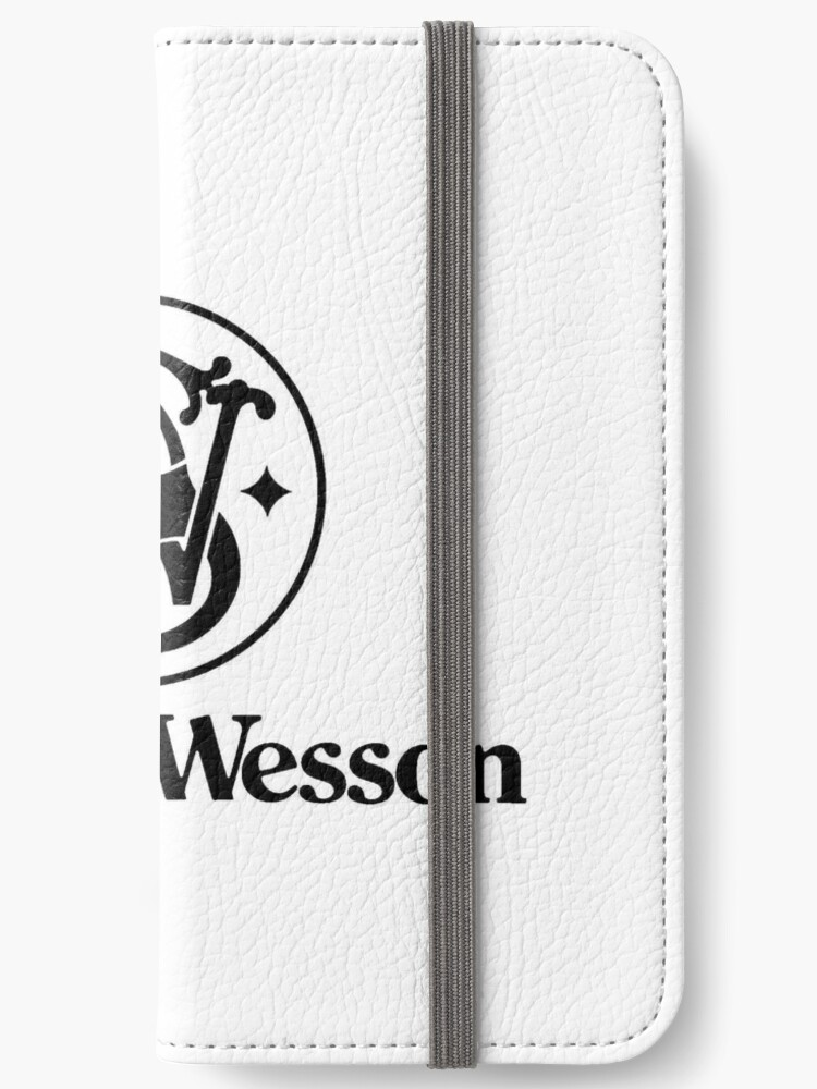 Smith and Wesson S and W Firearms iphone case
