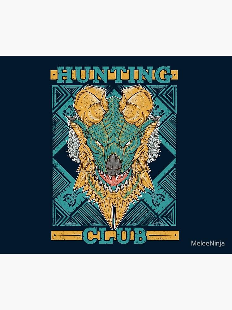 Hunting Club: Jinouga by MeleeNinja
