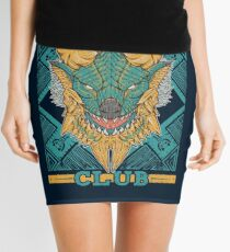 Hunting Club: Jinouga Mini Skirt