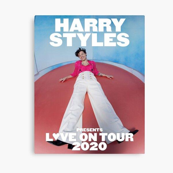 Love on Tour 2020 Styles Katess Harry 11 Canvas Print